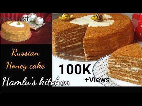 Honey Cake Recipe In Malayalam Russian Honey Cake ഓവന ല ല ത ക ണ ക ക ന ന ണ ട Tasty And Easy Youtube In 2020 Honey Cake Recipe Honey Cake Russian Honey Cake