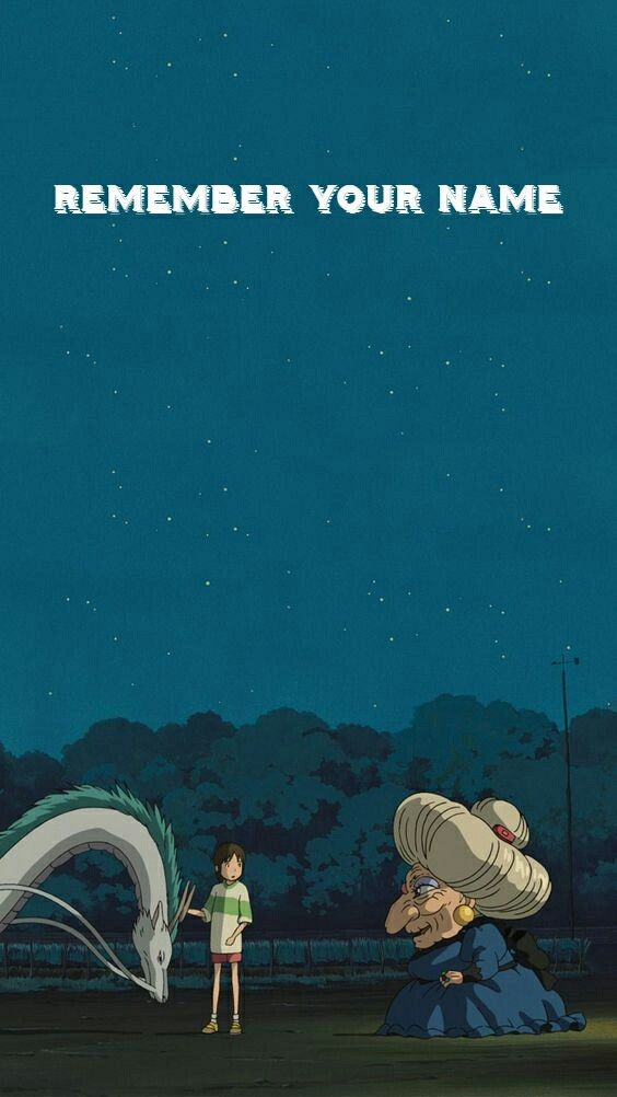 Spirited Away Wallpaper Lockscreen Iphone Spirited Away Wallpaper Japanese Show Spirited Away