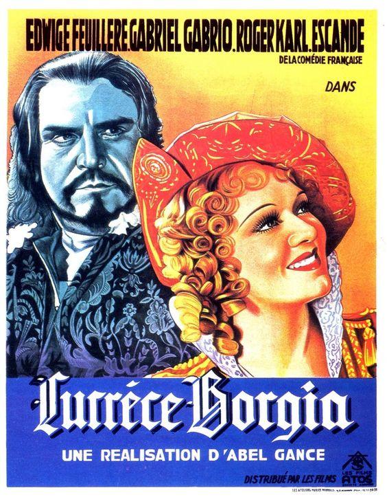 LUCRÈCE BORGIA (1935) !