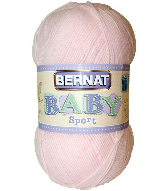 Bernat Baby Big Ball Sport Yarn