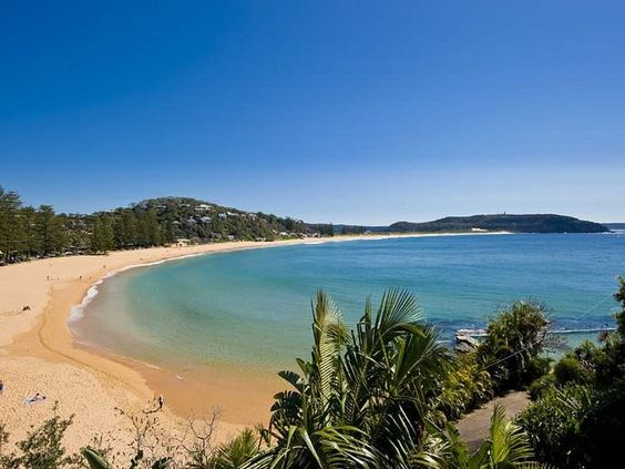 So want to get here! Palm Beach, NSW