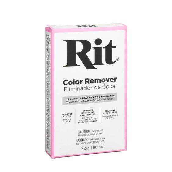 Rit Color Remover In 2020 Stain Remover Carpet Colour Remover