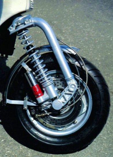 1985 Vespa Scooter PX 200