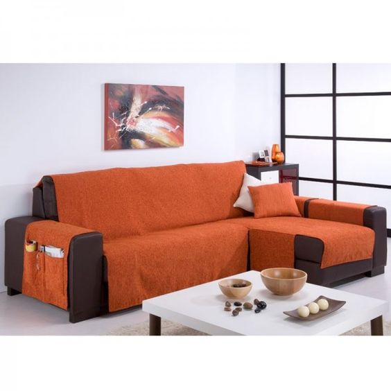Chaise longue sofas and google on pinterest for Sofa cama chaise longue piel