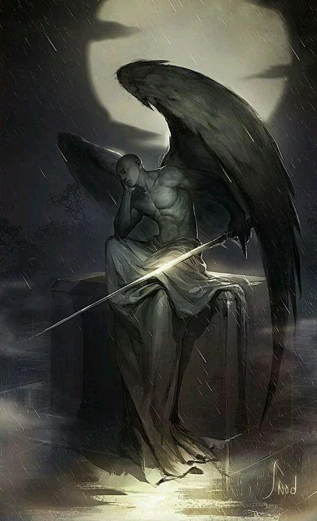 Azrael – El Arcángel de La Muerte 2b412144847d3cdf5678c32186c18fa7