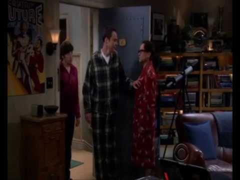 Haha!  Love this scene.  Sheldon's secret.