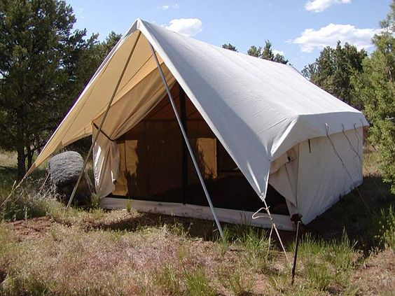 Pinterest the world s catalog of ideas for Wall tent idaho