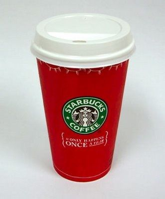 red cup day.. ahhhh.....red things are always lowfat right?