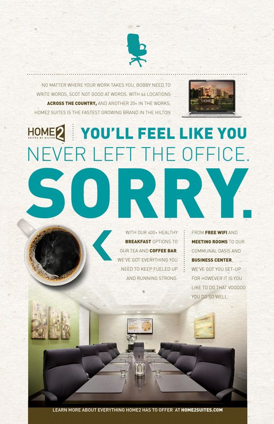 home2 suites poster - Google Search
