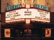 #7The Oriental Theatre - I love the history of the Oriental and the fact that its only about 2 blocks from my house and tonight... Hunger Games.