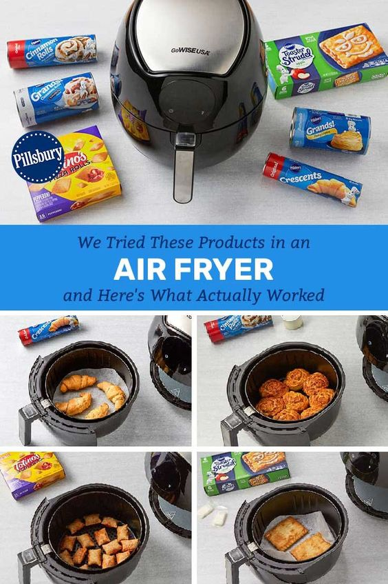 We Tried These Products in an Air Fryer and Here's What Actually Worked