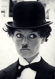 Image result for a woman charlie chaplin