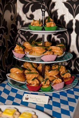 .: O'zapft is! Ein bayrischer Oktoberfest Sweet Table