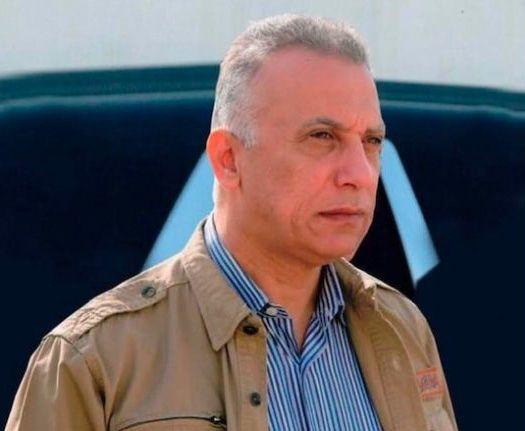 كتائب حزب الله رئيس الاستخبارات العراقية متورط في اغتيال سليماني والمهندس In 2020