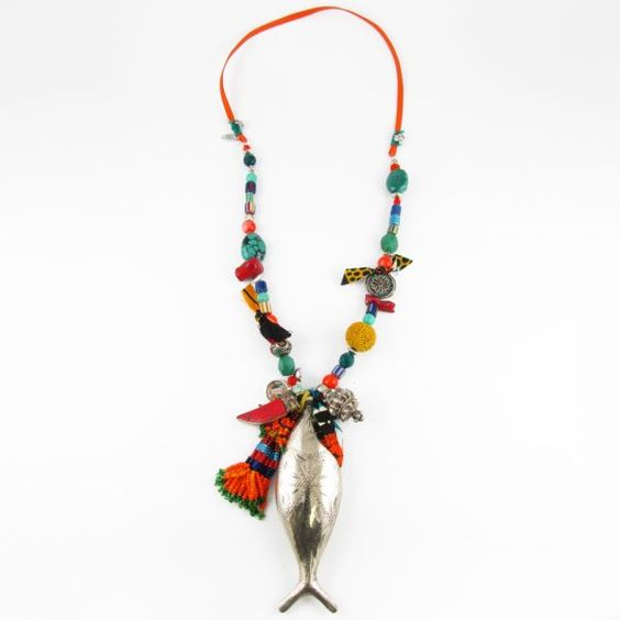 African Trader Necklace