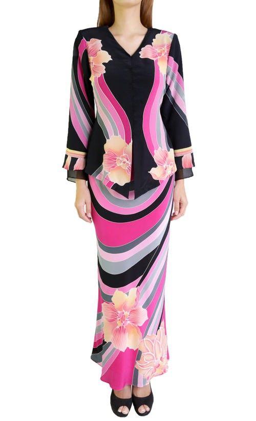 Matase Sutera 57500  fashion  Pinterest  Baju kurung Kebaya
