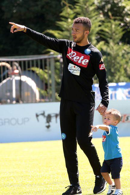 Napoli, che sorpresa! Mogli e figli in ritiro - Corriere dello Sport