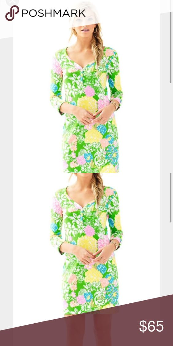 Lilly Pulitzer Palmetto Dress Brand New Beautiful size small Lilly Pulitzer Palmetto Dress in Hibiscus Stroll. Too small for me, looking for a new home or to trade for a size M! Lilly Pulitzer Dresses