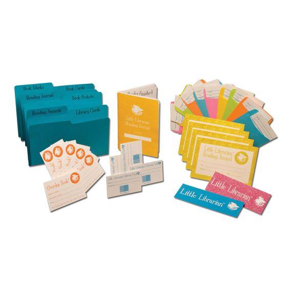 kit para guardar tus libros como una biblioteca