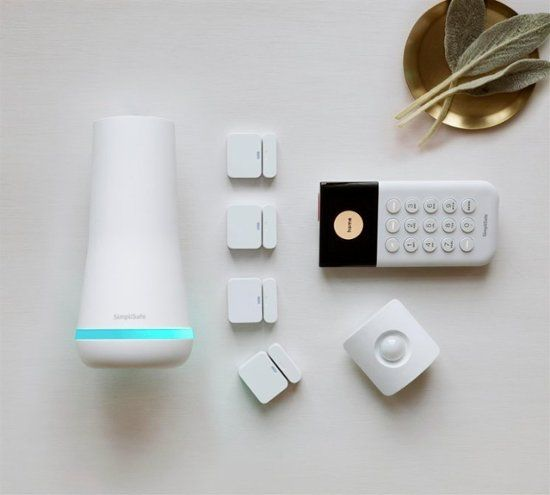 Simplisafe Protect Home Security System White Ss3 01 With Images Home Security Systems Simplisafe Wireless Home Security Systems