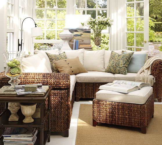 Sunroom Furniture Collection For More Comfort And Ease Sunroom