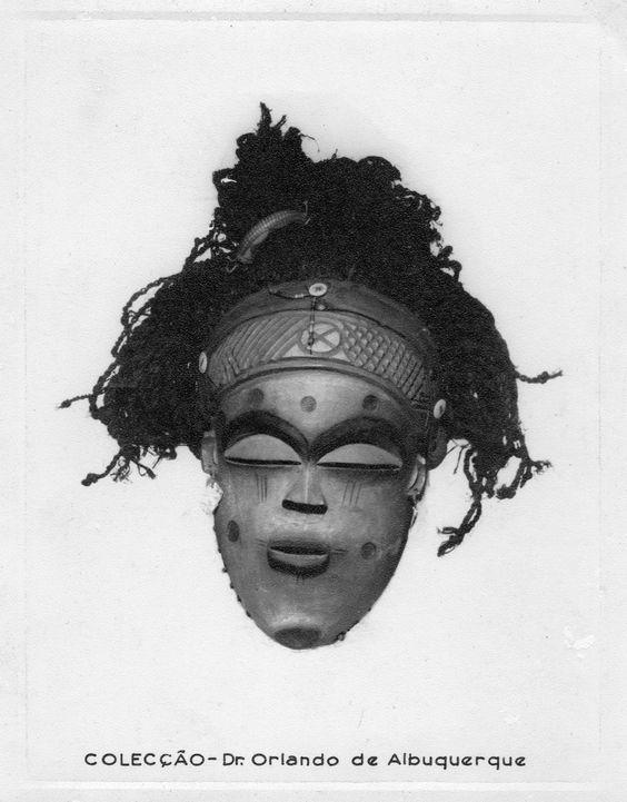 Mascara de Angola