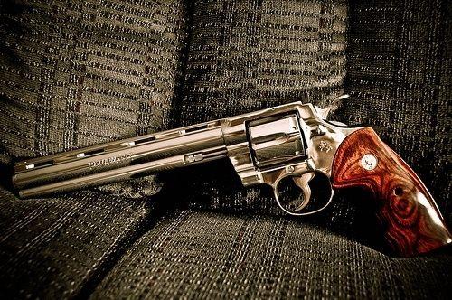 Colt Python .357 Magnum by Janny Dangerous