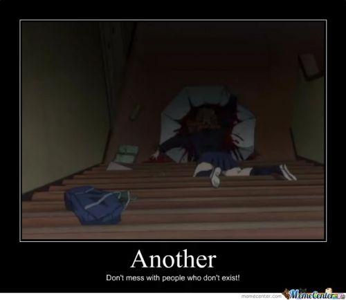 another anime umbrella death - photo #7