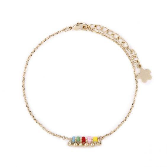 Bracelet Souk multicolore - Bracelets - HOP HOP HOP