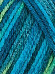 Caron Yarn - Caron® Simply Soft® Paints Peacock Feather