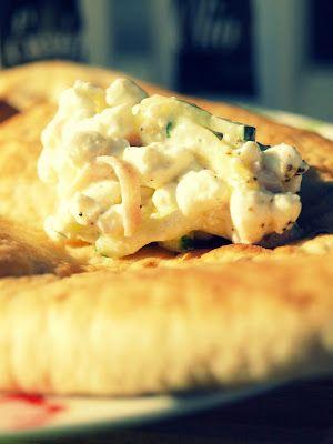Easypeasy Zucchini-Frischkäse-Aufstrich