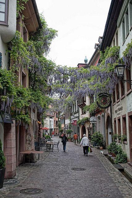Freiburg , Baden-Wuerttemberg - Germany