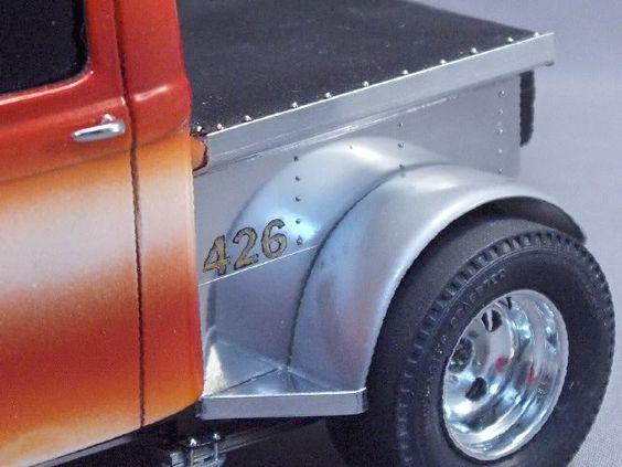 1941 Willys Pickup5ay Mura Bros Model 5
