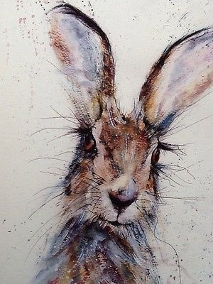 Image Result For Hare Painting Hare Painting Bunny Art Rabbit
