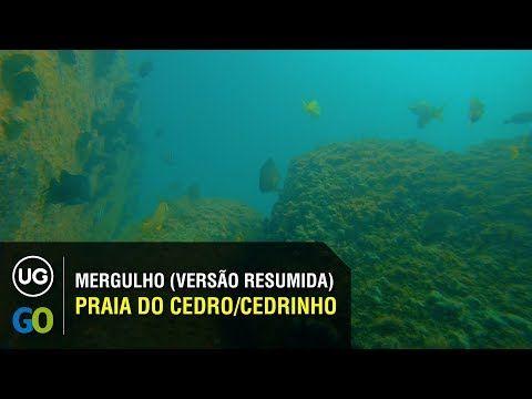 Mergulho Na Praia Do Cedrinho Cedro Versao Resumida E Sem
