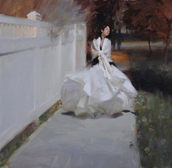 Kim English   also here  here                       Colorado based painter Kim English depicts in his paintings the simple beauty found i...