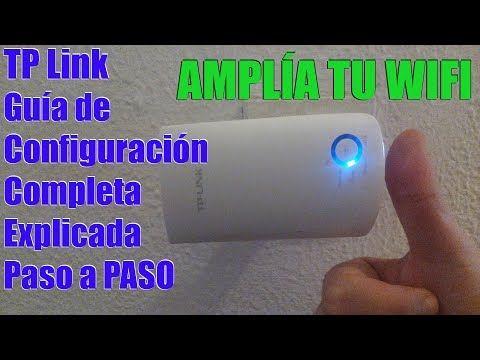 Tp Link Tl Wa850re Cómo Configurar Extensor De Cobertura Tp Link Extender Repetidor Wifi Youtube Amplificador Wifi Wifi Contraseñas