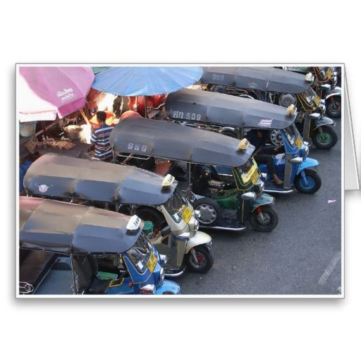 Tuk Tuk S I Love These Things Crossing The Footbridge At Warrarot Market In Chiang Mai I Spotted A Whole Row Of The Thailand Gifts Thailand Backpacking Asia