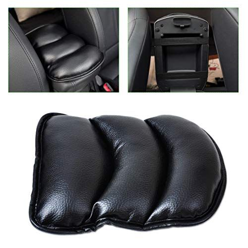 Supports Console Box Mat Arm Rest  Pad  Cushion Case Car SUV Armrest Cover