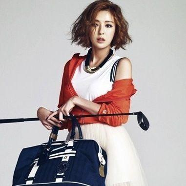 ゴルフはこのコーデできまり?かっこいいタイプの女子におすすめのコーデ☆スポーティー系スタイル・ファッションのアイデア♪