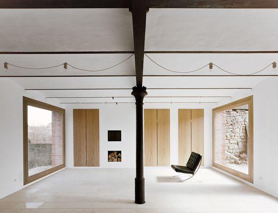Verwandelte Scheune Ferienhaus bei Magdeburg Magdeburg - moderne esszimmer ideen designhausern