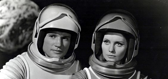 A sci-fi historian's guide to movie spacesuits, from wacky to realistic.
