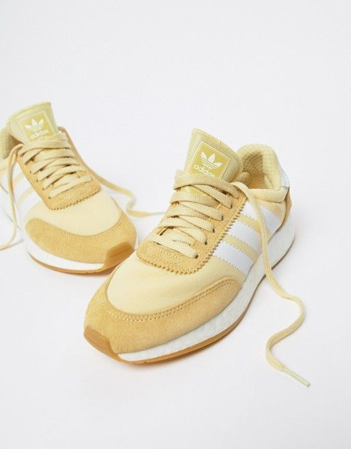 Adidas Schuhe Schuhe Blau Gelb Rotuziert Originals Sneakers