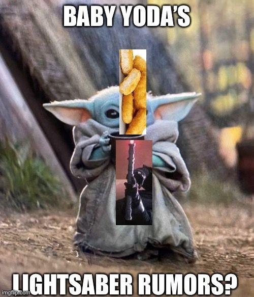 Star Wars Episode Xi Rumors Drinking Tea Yoda Star Wars Episodes