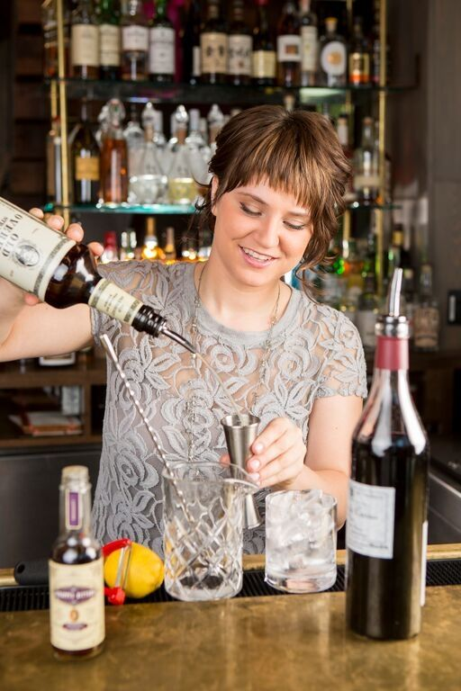 How Selling Copiers and Beating Cancer Lead Megan Silianoff to Her - bar manager