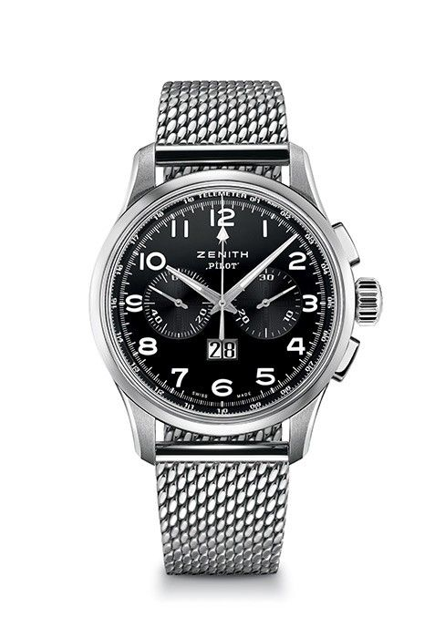 Zenith Watches, Montres de luxe