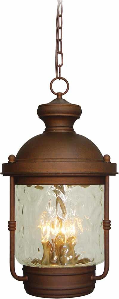 Sterling 4 Light Outdoor Hanging Lantern