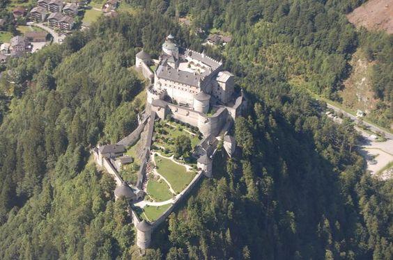 Ritteressen in der Burgschenke Hohenwerfen