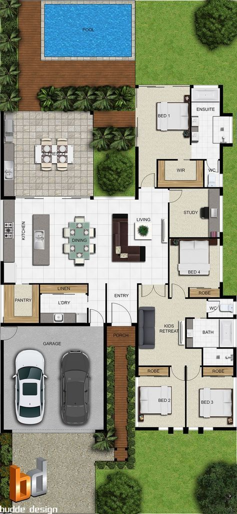 Create High Quality Professional And Realistic 2d Colour Floor Plans From Our S Wallmart Hack Tipps Dream House Plans House Plans House Design