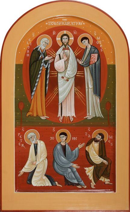 Transfiguration du Seigneur dans images sacrée 2b527bd26098455be7011a0905e72156